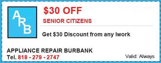 Appliance Repair Coupon - 30 Off